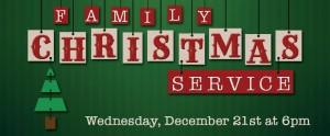 Family Christmas Service @ Dallas Foursquare   Dallas   Oregon   United States